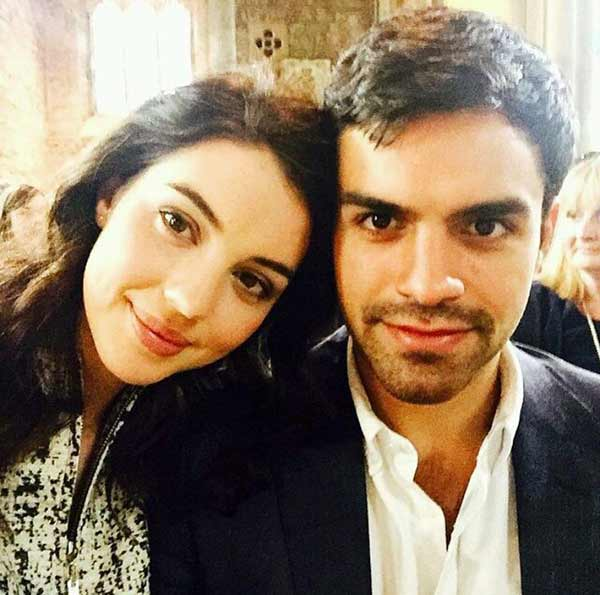 Adelaide Kane dating her rumored boyfriend Sean Teale