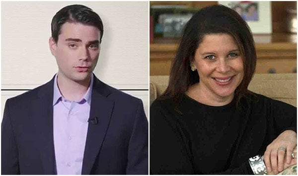 Ben Shapiro and his wife Mor Shapiro