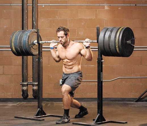 Rich Froning won Fittest Man on Earth title