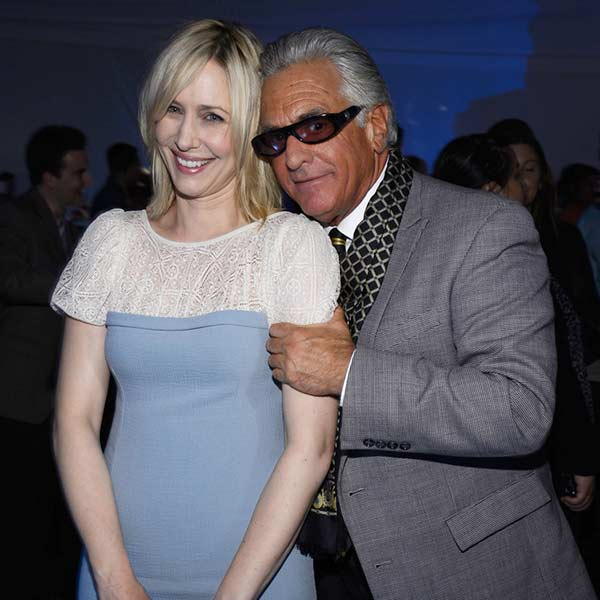 Vera Farmiga was seen happy in her past relationship with Barry Weiss