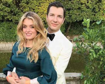 Daphne Oz and her husband John Jovanovic