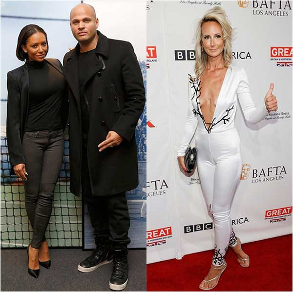 Mel B with her husband Stephen Belafonte divorce reason Lady Victoria