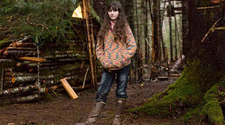 Rain Brown 'Aalaskan Bush People'