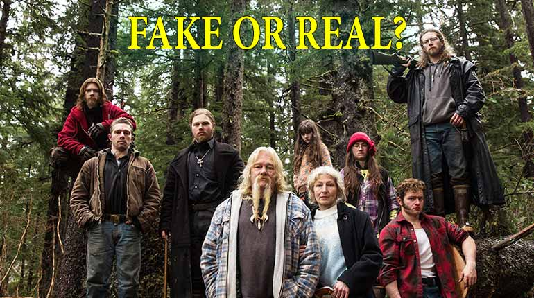 Alaskan Bush People fake or real