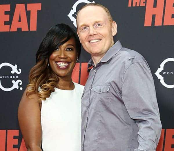 Bill Burr Net Worth 2018 Meet His Wife Nia Hill And Daughter Lola His House Cars Celebritydig