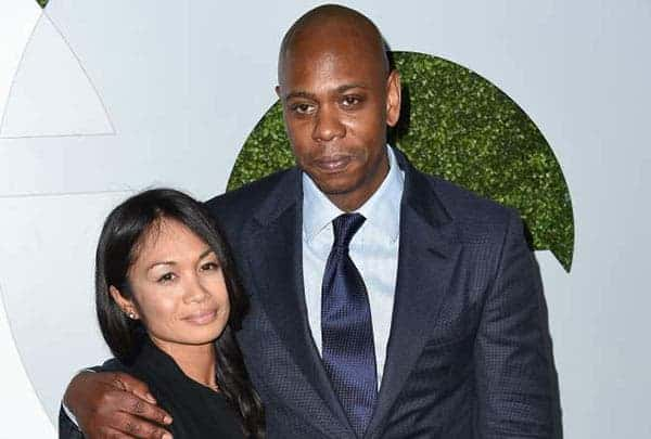 Dave Chappell wife Elaine Chappelle