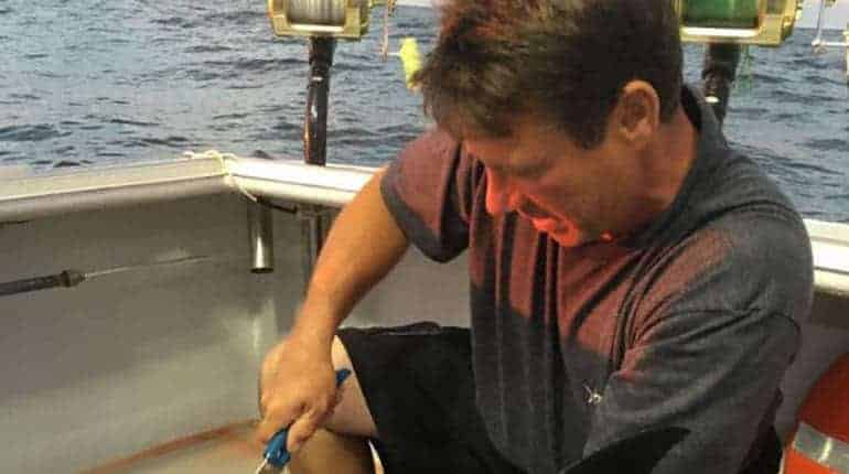 Wicked Tuna Paul Hebert arrested. what happened Why he in Jail