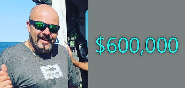 Wicked tuna Dave Marciano's Net Worth source of income