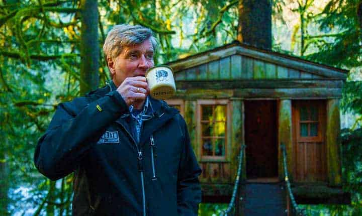 Treehouse Masters Pete Nelson Net Worth Married Wife Age-wiki biography