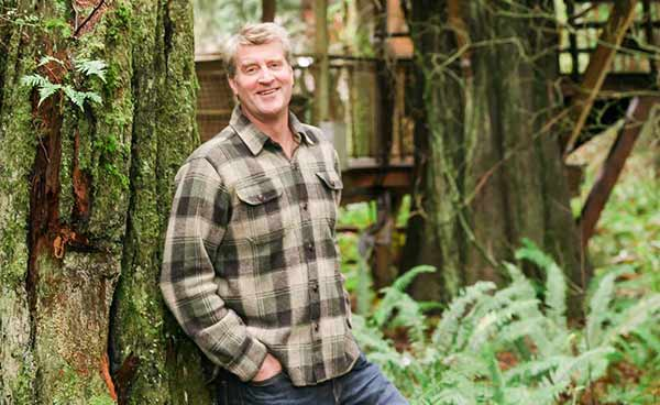 Treehouse Masters Pete Nelson Source of income Net worth