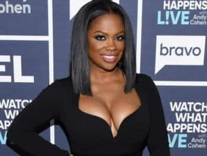 Image of Kandi Burruss net worth is $35 million and yearly salary is $450,000