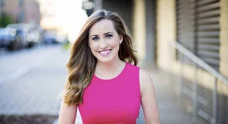 Image of Kylie Bearse Married to Husband; her Wiki-bio, Age, Net worth, Salary