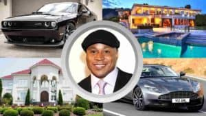 Image of LL Cool J house,lifestyle and his cars