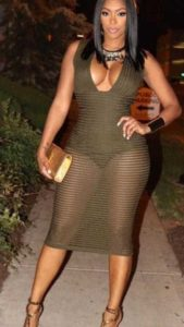 Image of Porsha William net worth is $16,000,000. and yearly salary is $500,000. she earns $700,000 per seasons