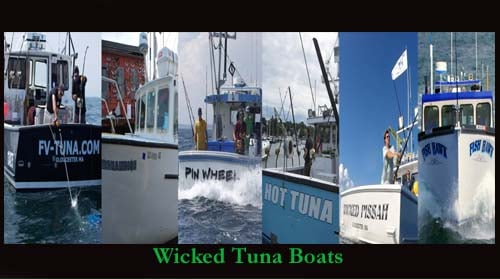 Wicked Tuna Boats, Captains, And The Winners
