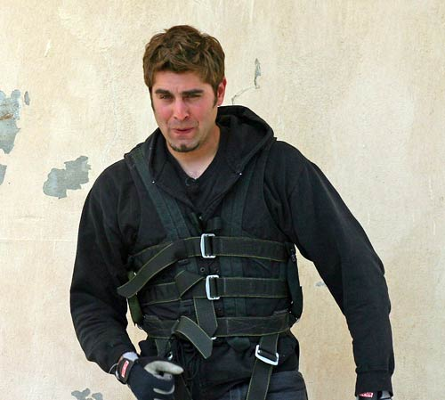 American television personality tory belleci