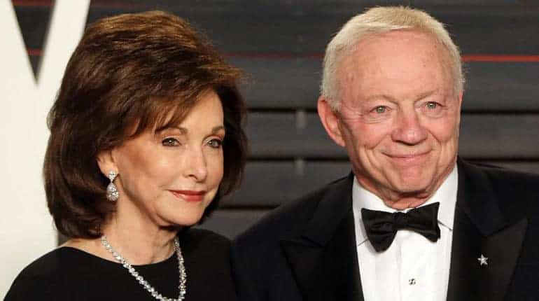 Image of Eugenia Jones Wiki-Bio, Age.5 Facts about Jerry Jones' Wife.