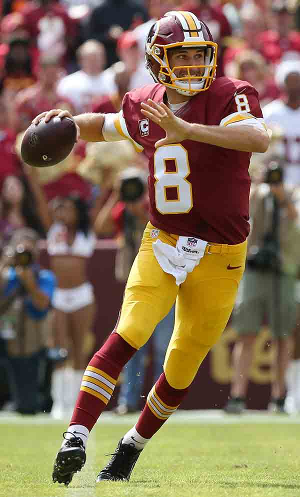Image of Kirk Cousins Height