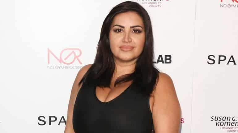 Image of Mercedes Javid 'MJ' From Shah of Sunset Age, Net Worth, Husband