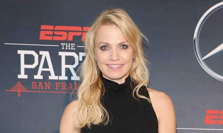 Image of Michelle Beadle Married, Husband, Dating, Net Worth,Salary, Height, Wiki-Bio.