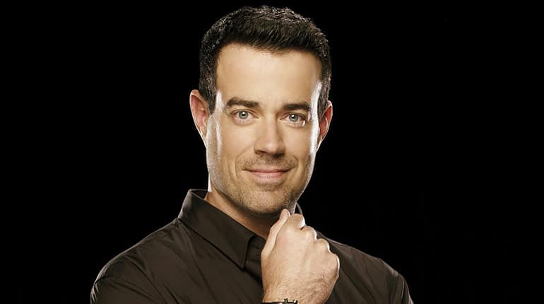 Image of Carson Daly Net Worth, Salary, Height, Age
