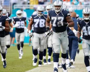 Image of Dallas Cowboys Net Worth & Salary ,Their Height, Weight & Age.