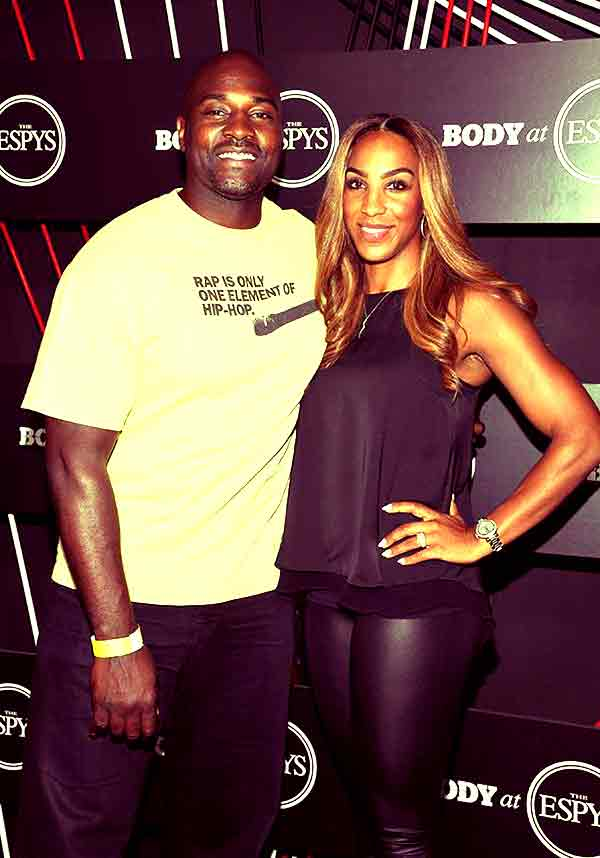 Image of Marcellus Wiley with his wife Annemarie Wiley
