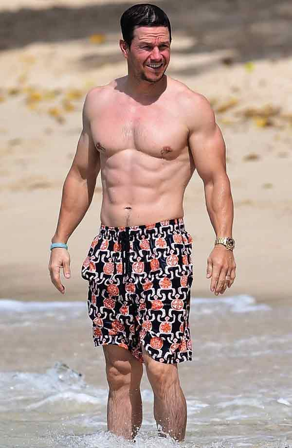 Image of Mark Wahlberg height