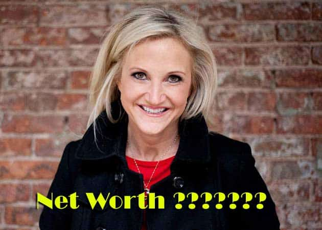 Image of Mel Robbins net worth is not available