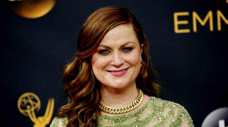 Image of Amy Poehler Net Worth, Age, Height