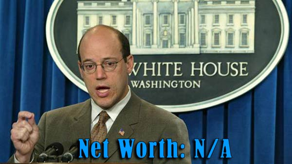 Image of Consultant Ari Fleischer net worth is not available