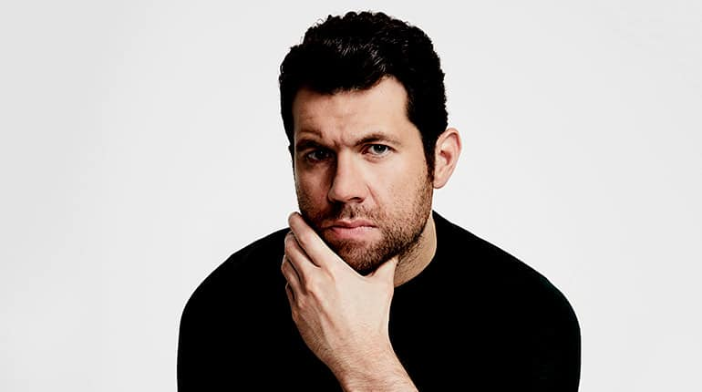 Image of Billy Eichner Net Worth, Gay, Boyfriend, Height