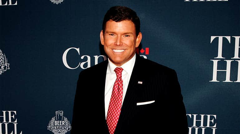 Image of Bret Baier Net Worth, Salary, Age, Wife, Measurements