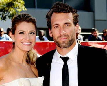 Image of Erin Andrews Is Married to Husband Jarret Stoll. Kids