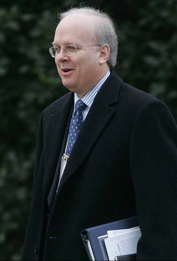 Image of Commentator Karl Rove height is 5 feet 6 inches