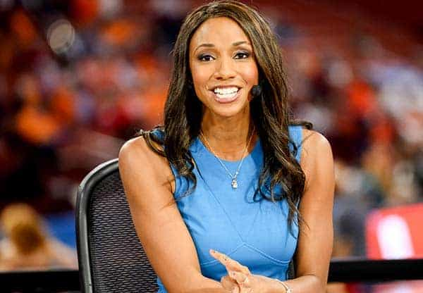 Image of Maria Taylor is currently single