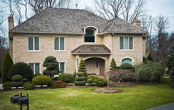 Image of Politician Newt Gingrich house