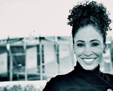 Image of Sage Steele Husband Jonathan Bailey. Her Net Worth, Parents, Height, Age