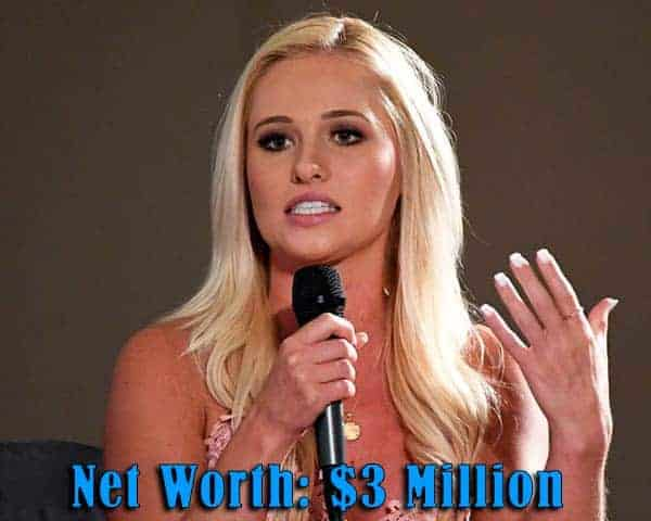 Image of Commentator Tomi Lahren net worth is $3 million