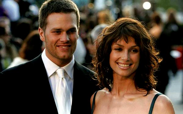 Image of Andrew Frankel with his wife Bridget Moynahan