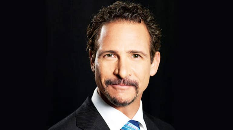 Image of Jim Rome's Net Worth, House, Height. Meet his wife, Janet Rome.