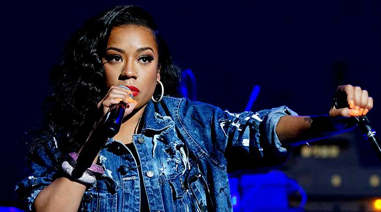 Image of Keyshia Cole Net Worth, Father, Mother, Age, Birthday