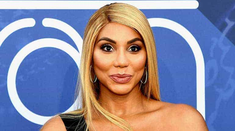 Image of Tamar Braxton Net Worth. Her House, Height, and Age.