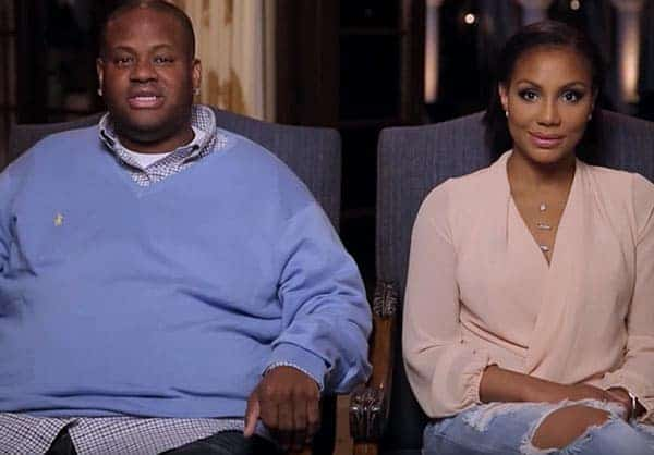 Image of Vincent Herbert Net Worth. How Much is Tamar Braxton's ex-husband worth
