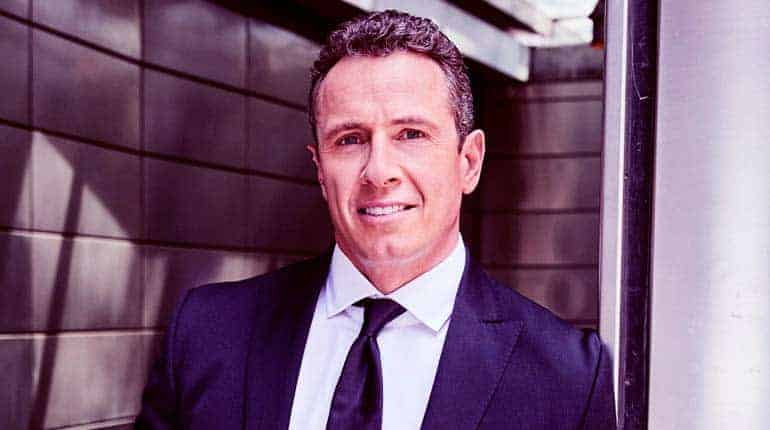 Image of Chris Cuomo's net worth, salary, age, wife, Family