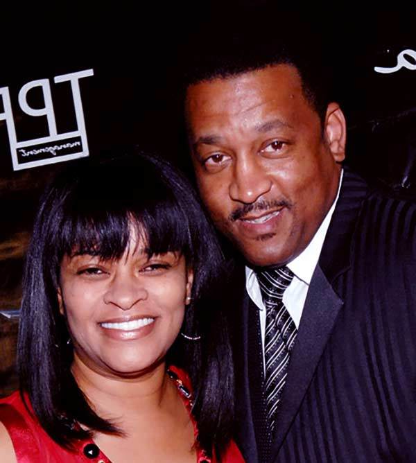 Image of Ciara mother (Jackie Harris) and father (Carlton Harris)