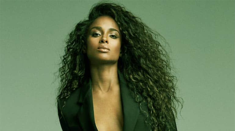 Image of Ciara: Net Worth, Age, Height, Measurements