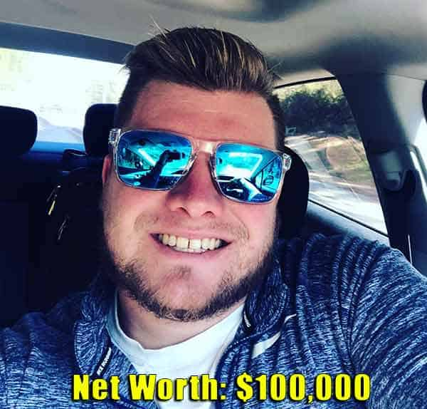 Image of Floribama Shore cast Codi Butts net worth is $100,000