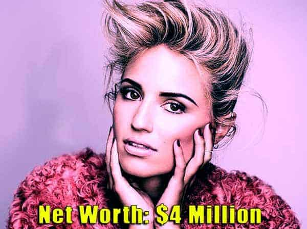 Image of American Actress, Dianna Agron net worth is $4 million