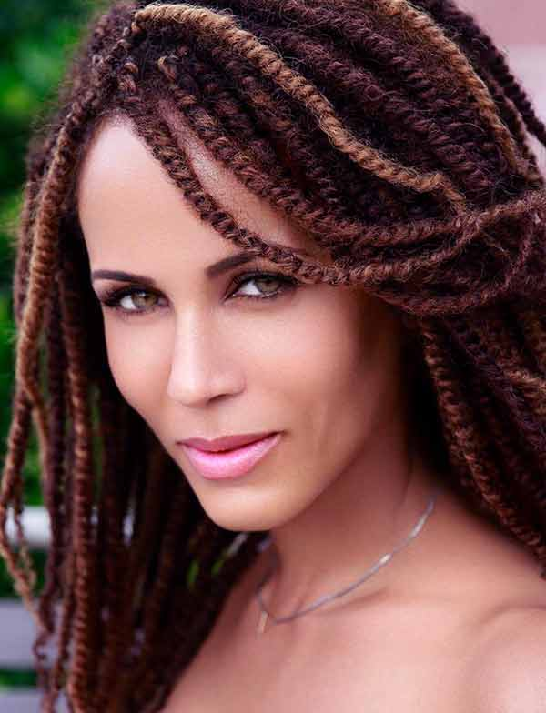 Image of American actress, Nicole Ari Parker